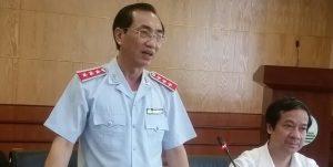 Nguyễn Minh Mẫn, vụ trưởng Thanh tra Chính phủ. Ảnh: internet