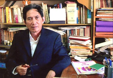 Nhà báo Lê Phú Khải. Ảnh: internet