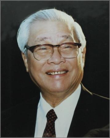 Cố thủ tướng Võ Văn Kiệt. Nguồn: internet