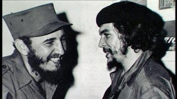 Fidel Castro và Che Guevara. Ảnh: internet