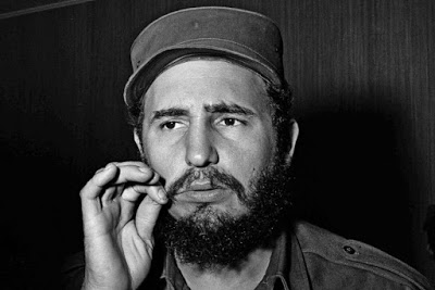 Fidel Castro năm 1959. Ảnh: internet