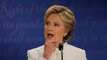 Bà Hillary Clinton. Ảnh: internet
