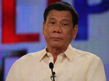 TT Philippines Rodrigo Duterte. Ảnh: internet