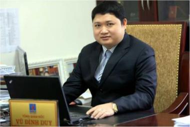 Ông Vũ Đình Duy, cựu TGĐ PVTex. Ảnh: internet
