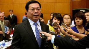 Ông Vũ Huy Hoàng là cựu Bộ trưởng Bộ Công Thương. Ảnh: Getty Images