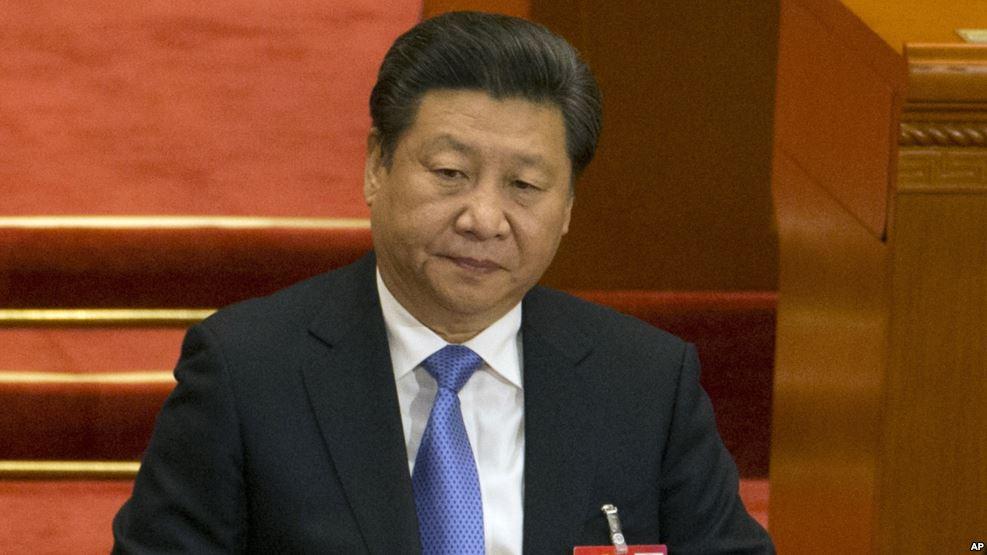 Tổng Bí thư kiêm Chủ tịch nước Trung Quốc Tập Cận Bình. Ảnh: AP