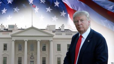 Tổng thống tân cử Mỹ Donald Trump. Ảnh: VOA