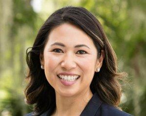 Bà Stephanie Murphy vừa đắc cử chức dân biểu liên bang. (Hình: stephaniemurphyforcongress.com)