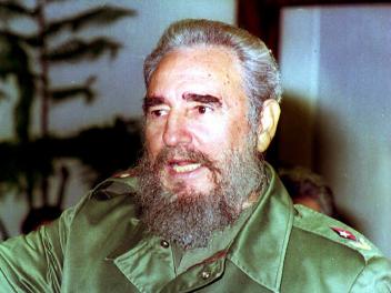 Fidel Castro, nhà lãnh đạo độc tài Cuba, đã từ trần, thọ 90 tuổi. Nguồn: nternet