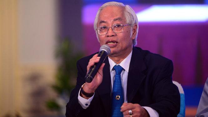 Ông Trần Phương Bình - Tổng giám đốc Ngân hàng Đ
