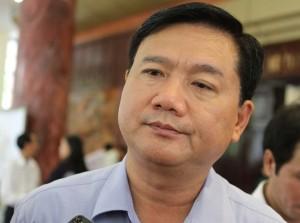 Ông Đinh La Thăng. Nguồn: internet