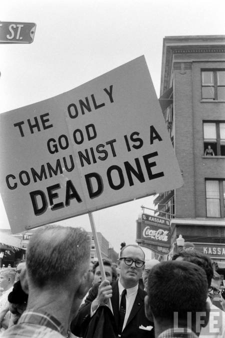 Người Cộng sản tốt là người đã chết. Nguồn: báo Nga
