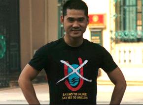 Nguyễn Hồ Nhật Thành. Ảnh: internet