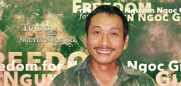 Blogger Nguyễn Ngọc Già. Ảnh: internet