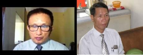 Ông Trần Anh Kim (2015) và Lê Thanh Tùng (2010)