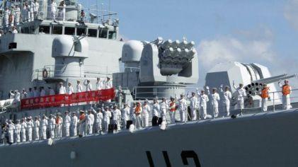 Trung Quốc tăng cường năng lực hải quân. Nguồn: