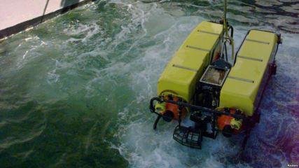 Tư liệu - Tàu khảo sát dưới mặt nước Deep Drone của Hải quân Hoa Kỳ. Ảnh: Reuters.