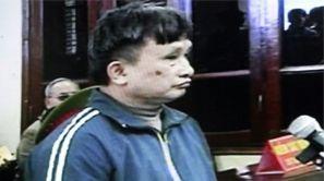 Ông Trần Anh Kim tại phiên tòa năm 2009. Ảnh: Getty