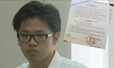 Nguyên Phó Vụ trưởng 26 tuổi Vũ Minh Hoàng và quyết định bổ nhiệm gây xôn xao dư luận. Nguồn: VTC