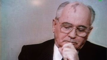 Cựu lãnh đạo Liên Xô Mikhail Gorbachev. Ảnh: AFP