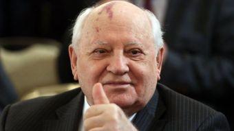 Cựu lãnh đạo Liên bang Xô viết Mikhail Gorbachev trong một buổi lễ kỷ niệm tại Điện Kremlin hôm 12/6/2016. Nguồn: Mikhail Svetlov/Getty Images