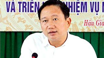 Hiện chưa rõ ông Trịnh Xuân Thanh ở đâu. Ảnh: báo TN
