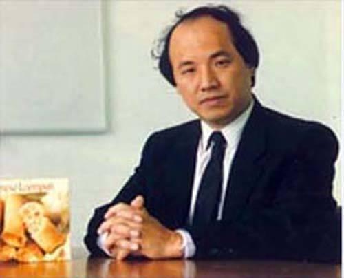 Ông Trịnh Vĩnh Bình, là người đã kiện chính phủ VN ra tòa án The Hague. Ảnh: internet