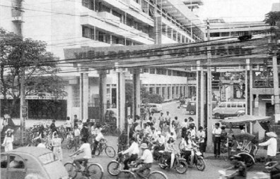 Viện Đại học Vạn Hạnh Sài Gòn. Nguồn: internet
