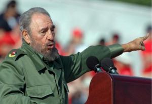 Fidel Castro 2006. Ảnh: DPA