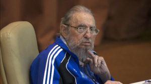 Fidel Castro. Ảnh: AP