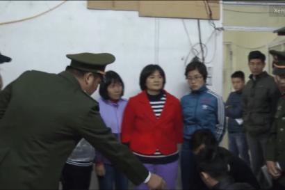 Nhà hoạt động Trần Thị Nga bị công an khởi tố bắt giam theo điều 88. Ảnh: internet