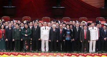 Lãnh đạo ĐCS Việt Nam, những người đến từ hành tinh khác? Nguồn ảnh: internet