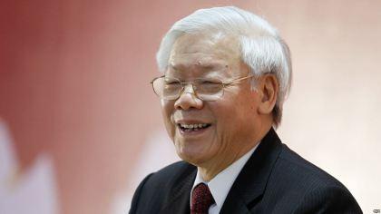 Tổng Bí thư Nguyễn Phú Trọng. (Ảnh tư liệu). Nguồn: EPA