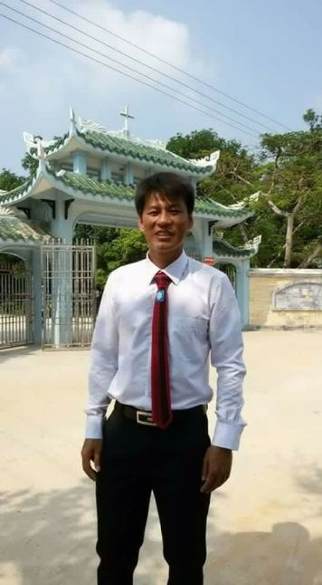 TNLT Nguyễn Văn Oai. Ảnh: Lê Văn Sơn