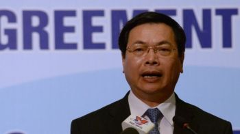 Ông Vũ Huy Hoàng là Bộ trưởng Bộ Công Thương nhiệm kỳ 2011-2016. Ảnh: Getty Images