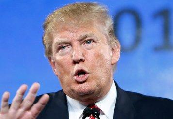 Tân tổng thống Donald Trump. Ảnh: NYT