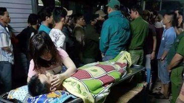 Anh Phạm Đăng Toàn, nạn nhân mới nhất được cho là bị công an đánh chết đêm 2/1. Nguồn: Facebook
