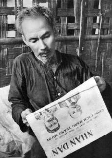 Hồ Chí Minh, nhân vật