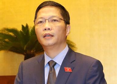 Ông Trần Tuấn Anh, Bộ trưởng Bộ Công Thương. Ảnh: internet