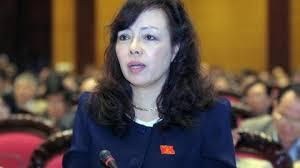 Bộ trưởng Nguyễn Thị Kim Tiến