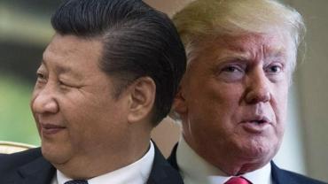 Shi Yinhong, giáo sư Trung Quốc, nói Trump là con hổ giấy. Ảnh: internet