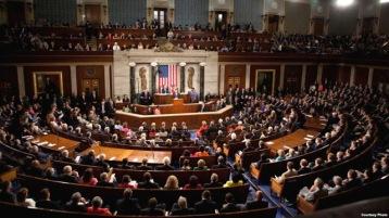 Dự luật Magnitsky đã được Quốc hội Hoa Kỳ đưa vào trong Luật Chuẩn chi Ngân sách Quốc phòng năm 2017. Ảnh VOA