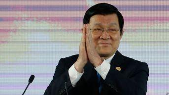 Ông Trương Tấn Sang. (Ảnh tư liệu). Nguồn: AP