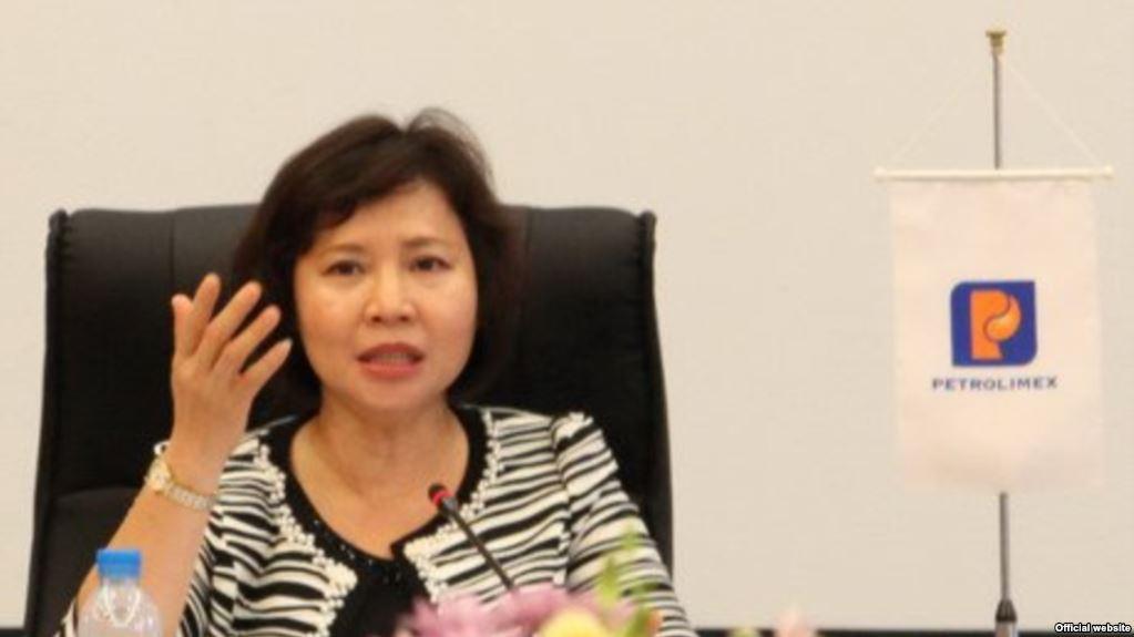 Thứ trưởng Bộ Công Thương Hồ Thị Kim Thoa. Ảnh: VietnamNet.