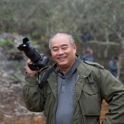 LS Lê Văn Hòa. Nguồn: ảnh profile trên FB của tác giả.