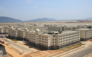 Khu công nghiệp Formosa, Hà Tĩnh. Ảnh: báo Chính Phủ.