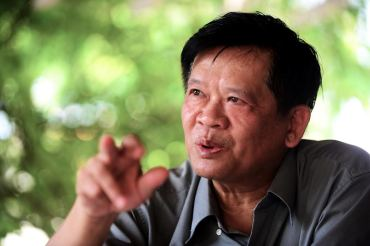 Ông Lê Kiên Thành (Ảnh do tác giả cung cấp). Nguồn: TVN