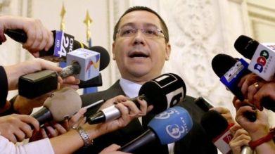 Thủ tướng Romania Victor Ponta đã từ chức năm 2015 vì cáo buộc lạm quyền và nhũng lạm. Nguồn: EPA