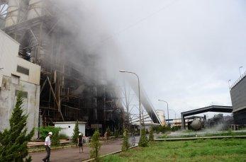 Một nhà máy nhiệt điện chạy bằng than ở Việt Nam. (Hình minh họa: Báo Thanh Niên)