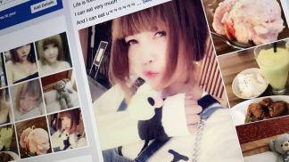 Trang Facebook được cho là của Đoàn Thị Hương, nữ nghi phạm người Việt ám sát anh trai lãnh tụ Bắc Triều Tiên. Nguồn: AP
